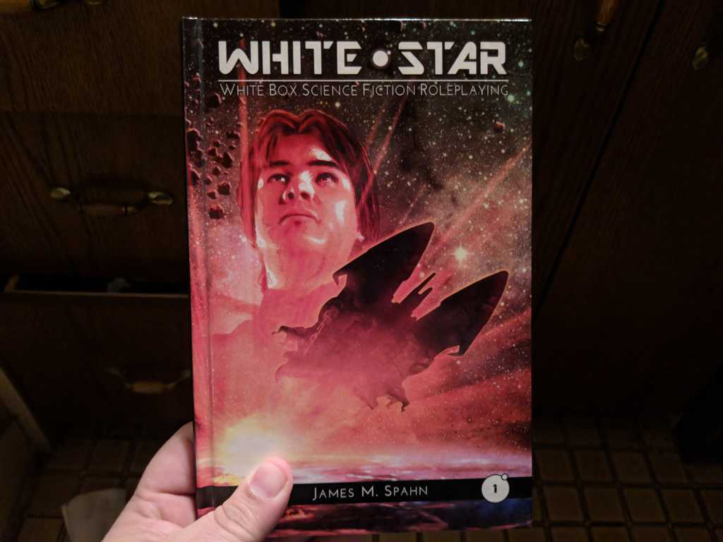 White Star Hardcover Cover
