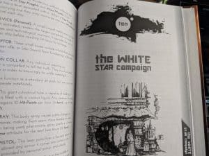 White Star Chapter Ten - The White Star Campaign