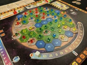 Even the base game of Terraforming Mars is excellent