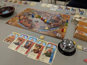 Bruges is considered by many to be the best board game by Stefan Feld