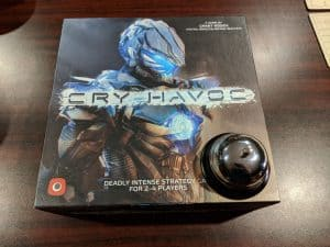 Cry Havoc from Portal games is one of the best dudes on a map boardgames to be released in recent memory.