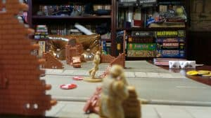 Did you know there's a Mars Attacks miniature game. Even more surprising: it's really good!