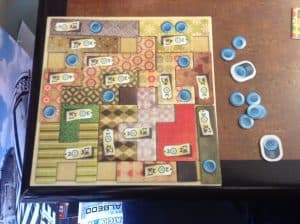 The best all around two player boardgamegame I recommend to everyone is Patchwork