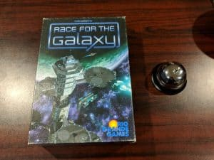 Race For The Galaxy the best tableau building board game in my collection