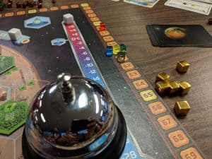 Terraforming Mars is probably the best board game in my collection. It's that good.