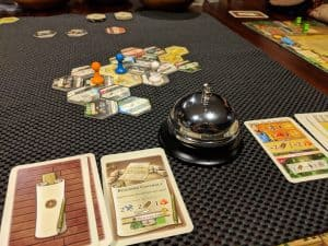 The Colonists is a very solid heavy board game very epic.