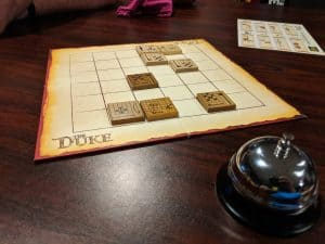 If you enjoy Chess you really should check out the board game: The Duke