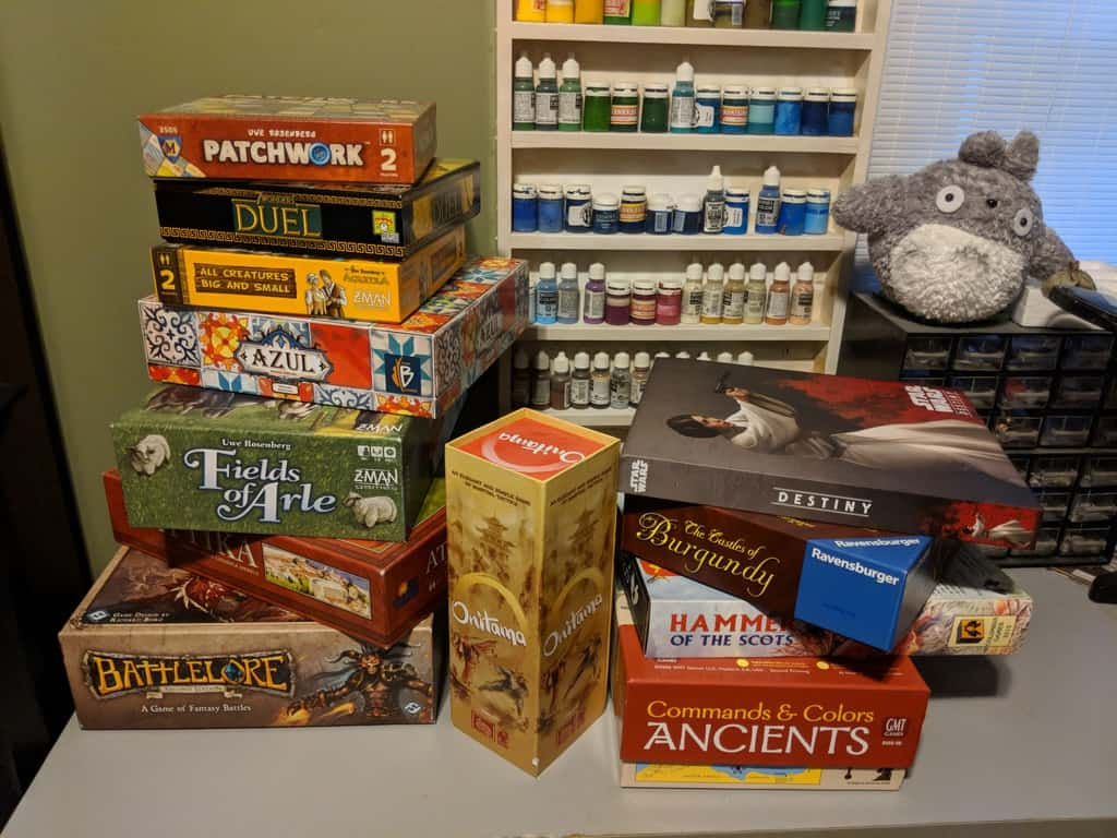 The Giant List of Top Tabletop Game Mechanics - Ask The Bellhop
