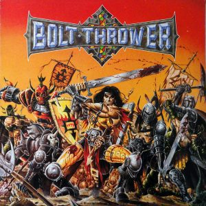Bolt Thrower Album Cover