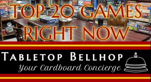 What are my top 20 games of all time? – Ask The Bellhop