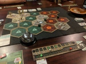Gaming at home, online and at the FLGS. Then a Happy Thanksgaming – Tabletop Gaming Weekly