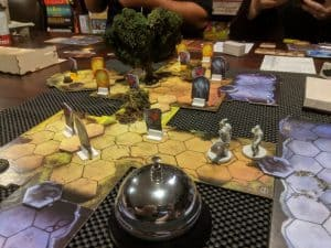 Four player Gloomhaven the number one rated board game in the world.
