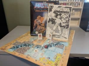 My copy of The Masters of the Universe Roleplaying Game from FASA