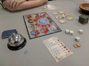 Istanbul The Dice Game. A dice based version of the classic board game Istanbul