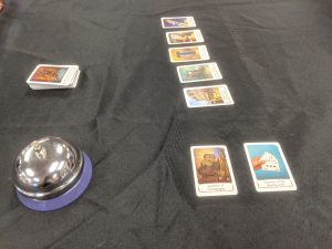 Timeline is a great series of tabletop card games that is great for non-gamers