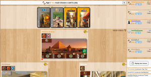 7 Wonders on BGA