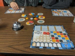 More Azul. The best most accessible board game I own.