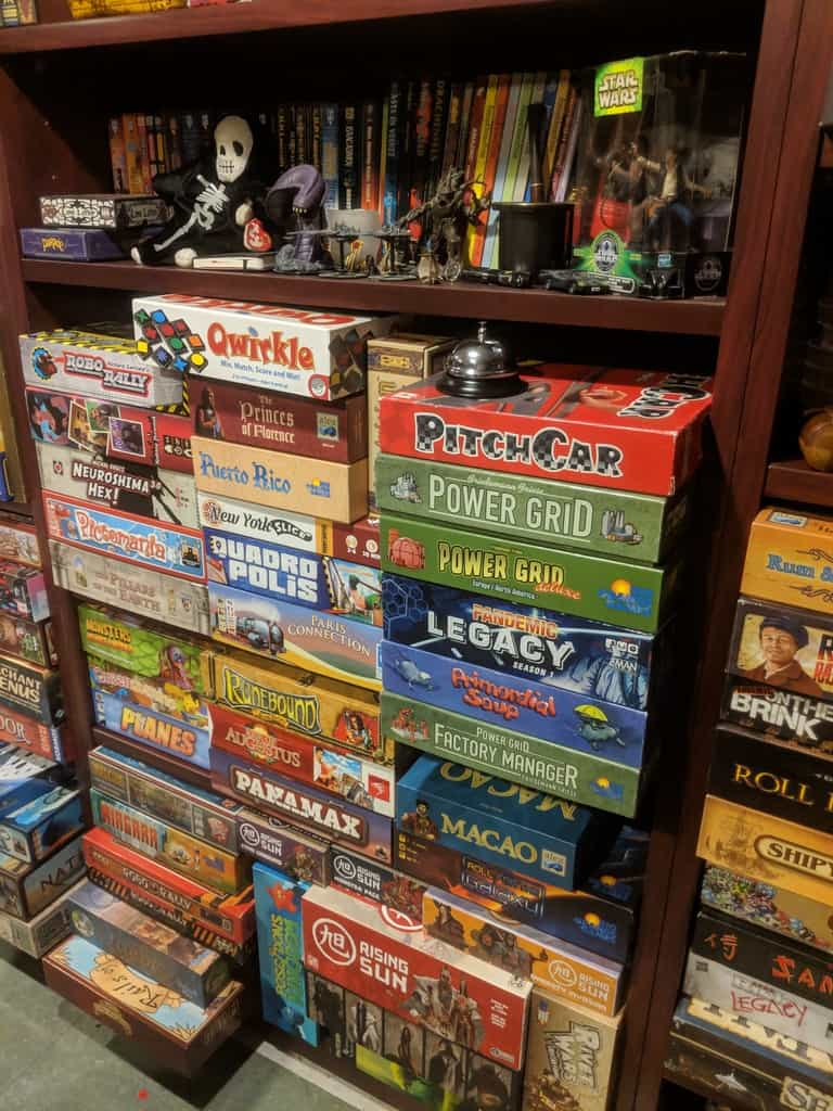 Fine How To Organize Your Board Game Collection Ask The Bellhop Download Free Architecture Designs Scobabritishbridgeorg
