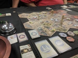 Fallout the board game by Fantasy Flight Games