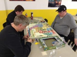 Power Grid Deluxe is an improved version of the classic Eurogame Power Grid updated for it's 10th anniversary.