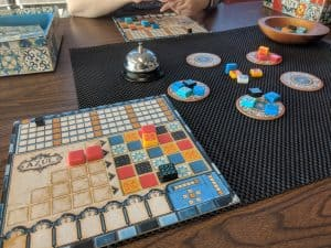Azul is a fantastic game with only two players