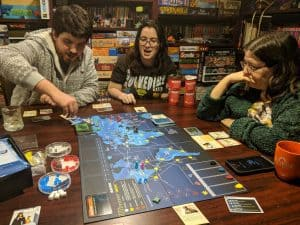 Pandemic Legacy Season 1 was the number one board game in the world when we started playing