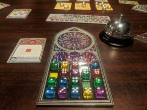 Sagrada end game.