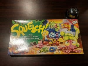 """Squelch Box e1543879315354 - 80s Flashback Games Workshop's """"Troll Games"""" for Kids - Tabletop Gaming Weekly"""
