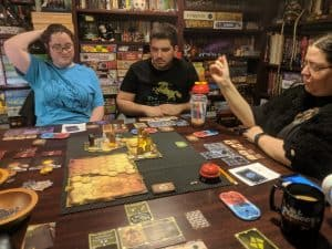 Four player Gloomhaven the number one game on BGG