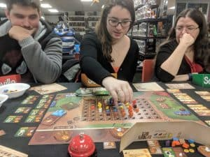 Playing Scoville from Tasty Minstrel Games.