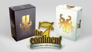 7th continent - Kickstarter Regrets - Ask the Bellhop
