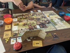 Builders Of Blankenburg - More Blankenburg and My Initial Thoughts on Cypress Legacy - Tabletop Gaming Weekly