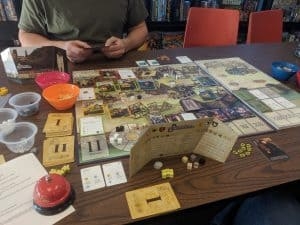 Builders of Blankenburg with Fields and Flocks - More Blankenburg and My Initial Thoughts on Cypress Legacy - Tabletop Gaming Weekly