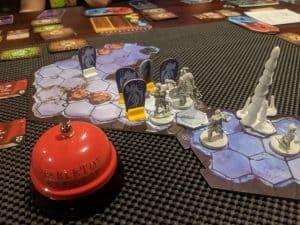 Gloomhaven Scenario 14 Frozen Hollow Room 2