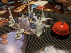 Gloomhaven Scenario 14 Frozen Hollow Room 3