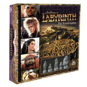 The box for Jim Henson's Labyrinth by River Horse Ltd.