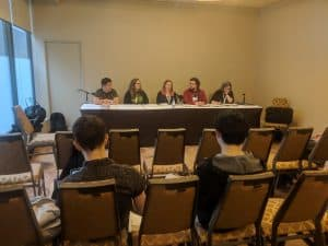 Playtesting and Development Panel at Breakout Con
