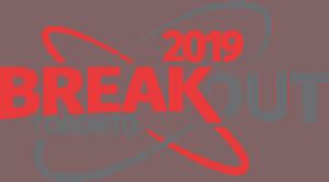 The Breakout Con 2019 logo.