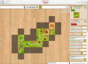 Carc on BGA - Cypress Legacy, more Blankenburg and Digital Carcassonne - Tabletop Gaming Weekly