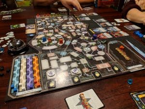 Clank! In Space has a lot going on at once and can be overwhelming for new players.