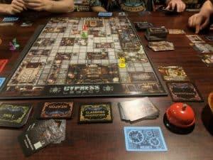 Cypress Legacy - Cypress Legacy, more Blankenburg and Digital Carcassonne - Tabletop Gaming Weekly