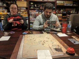 A new character in Gloomhaven