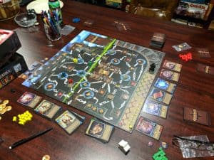 Clank! is a great crossover game that combines Euro and American game elements.