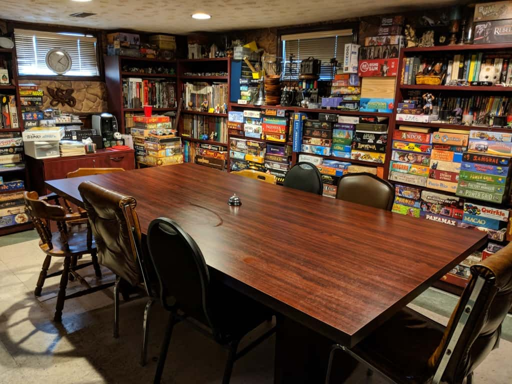 Enjoyable Game Room Improvements What Makes For A Great Tabletop Game Download Free Architecture Designs Scobabritishbridgeorg