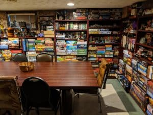 IMG 20180809 173525 - Game Room Improvements. What Makes for a Great Tabletop Game Room - Ask The Bellhop