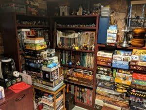 IMG 20180809 173636 - Game Room Improvements. What Makes for a Great Tabletop Game Room - Ask The Bellhop