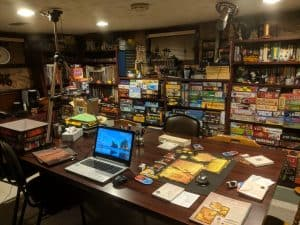 IMG 20190111 194859 - Game Room Improvements. What Makes for a Great Tabletop Game Room - Ask The Bellhop