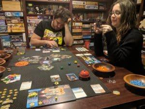 Players enjoying Xia: Legends of a Drift System.