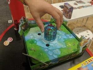 Dragon's Breath is a great kids game from Haba's Yellow Series