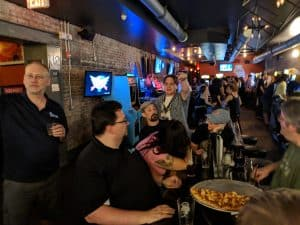 Game Convention Night Life - it's not just about the games.